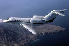 Citation X Aircraft Charter