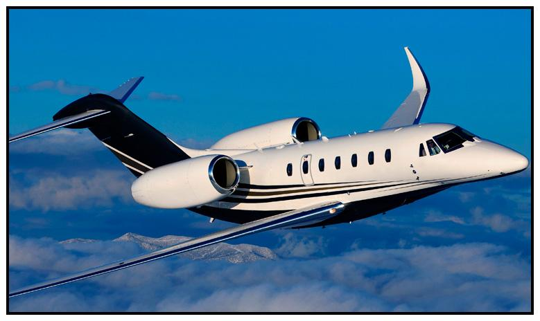 Citation X - Private Charter Flights