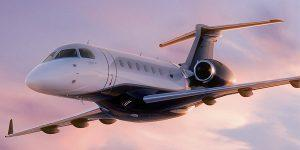 Embraer Legacy 500 Exterior