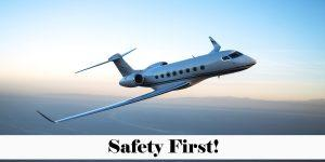 Private Jet Charter Safety