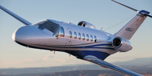 Cessna Citation CJ3 Exterior