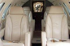 Citation S-II Interior