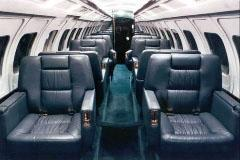jetstream 3100 interior