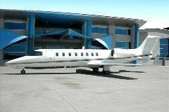 Learjet 40 EXT