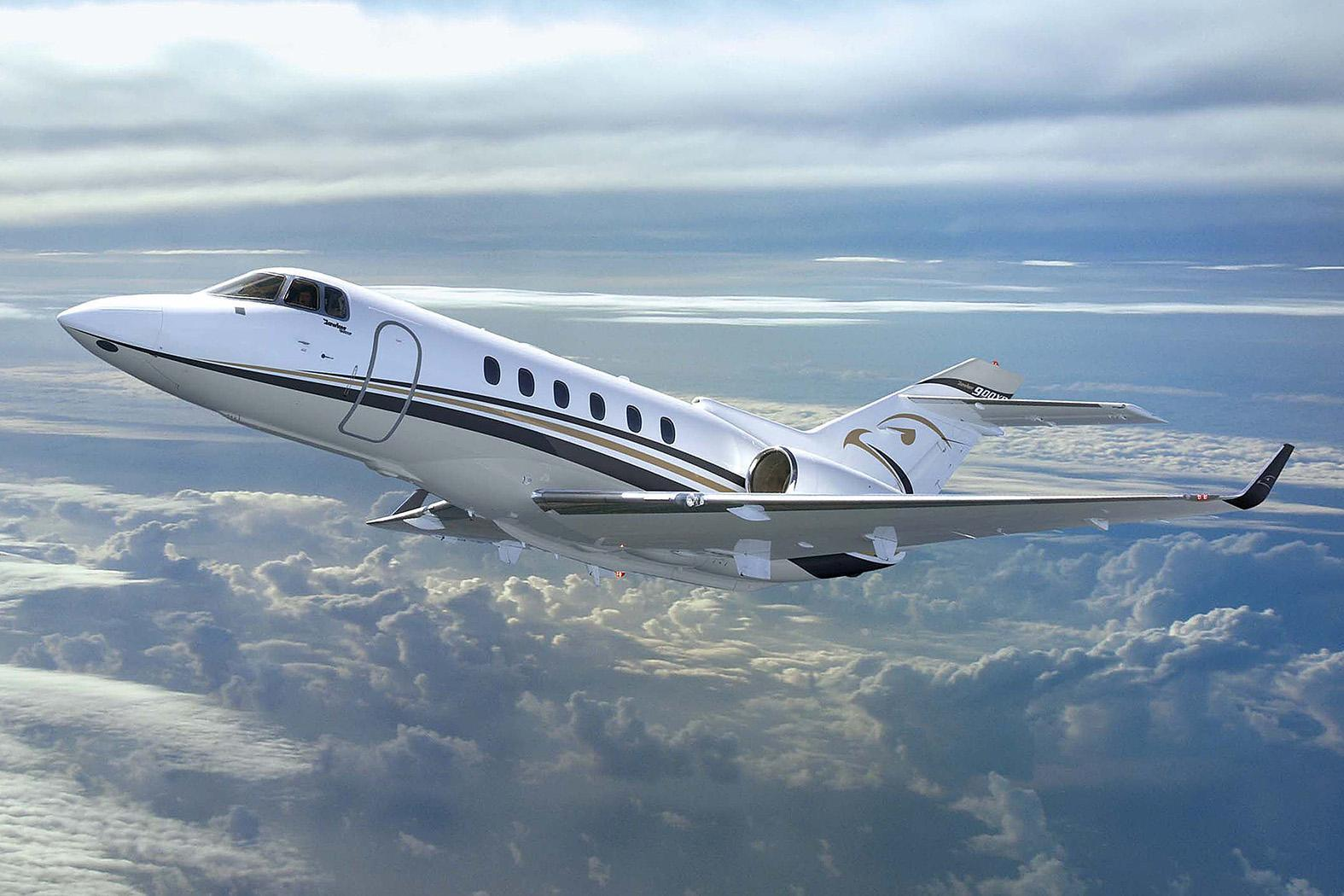 hawker 900xp EXT